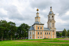 Church of Kazan Icon of Mother of God, Uglich, Russia Stock Image