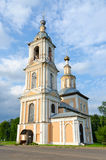 Church of Kazan Icon of Mother of God, Uglich, Russia Royalty Free Stock Images