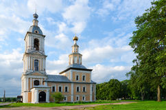 Church of Kazan Icon of Mother of God, Uglich, Russia Royalty Free Stock Photos
