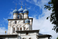 Church of the Kazan Icon of the Mother of God Stock Photography