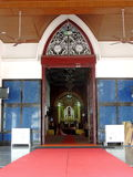 Church in Kerala, India Royalty Free Stock Photo