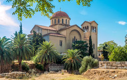 Church Kerameikos Royalty Free Stock Photo