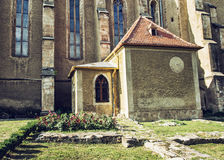 Church in Keszthely, Hungary, cultural heritage Royalty Free Stock Image