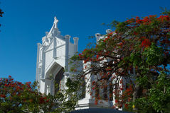 Church in Key West, Florida Stock Image