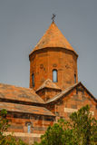 Church of Khor Virap monastery complex Royalty Free Stock Images