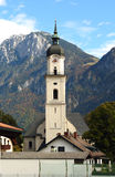 Church In Kiefersfelden Royalty Free Stock Photo