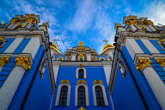 Church in Kiev stock images