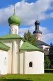 Church in Kirillo-Belozersky monastery. Stock Photo