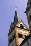 Church- Koblenz, Germany. Royalty Free Stock Image