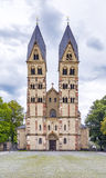 Church in Koblenz, Germany Stock Images