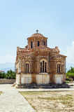 Church of The Koimesis, Greece Royalty Free Stock Images