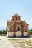 Church of The Koimesis, Greece Royalty Free Stock Images
