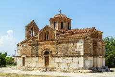 Church of The Koimesis, Greece Royalty Free Stock Photography