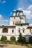 Church. In Kolomenskoye Museum-Estate stock image