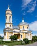 Church in Kolomna Stock Photo