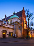 Church in Krakow. Stock Image