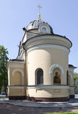 Church ,  Kronstadt, Russia-  2015 Royalty Free Stock Photo