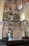 Church Krtiny, Czech Republic, Europe Royalty Free Stock Photo