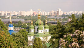 Church in Kyiv Stock Images