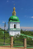 Church of Kyiv-Pechersk Lavra in Kyiv, Ukraine royalty free stock images