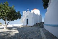 Church of Kyra Panagia on Karpathos Island, Greece. Stock Image