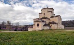 Church of la Anunciada Royalty Free Stock Images