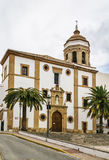 Church of La Merced, Ronda, Spain Stock Images