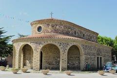 Church in La Muddizza, Italy Stock Photos
