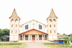 Church in Labuan Bajo Royalty Free Stock Image