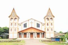 Church in Labuan Bajo royalty free stock image