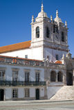 The Church of  Lady of Nazare, Portugal Stock Photo
