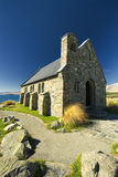 Church at Lake Tekapo, New Zealand Royalty Free Stock Image