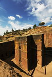Church in Lalibela Stock Photo