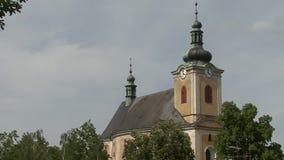 Church. stock video