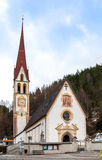 Church in Langenfeld Royalty Free Stock Image