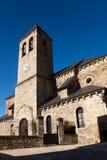 Church of Lanuza Royalty Free Stock Images