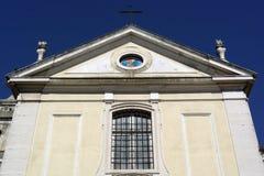 Church Lapa, Lisbon, Portugal Stock Images