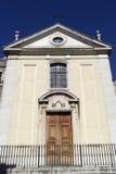 Church Lapa, Lisbon, Portugal Stock Photo