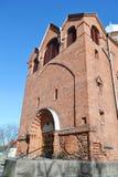 Church Lappeenranta. Royalty Free Stock Photo