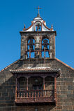 Church Las Nieves, Santa Cruz, La Palma Stock Photos