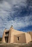 Church in Las Trampas, New Mexico Stock Photo