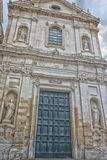 Church in Lecce Royalty Free Stock Photo