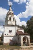 Church of Leontius of Rostov in Veliky Ustyug of Vologda region Stock Photography