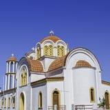 Church in Lerapetra Stock Images
