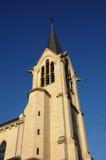 Church of Les Mureaux Royalty Free Stock Photos
