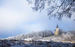 Church in Levoca 4 Stock Photo