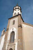 Church in Levoca Royalty Free Stock Images