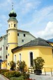 Church in Lienz, Austria Stock Photos