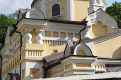 Church Life-giving Spring in the Kyiv-Pechersk Lavra Stock Photography