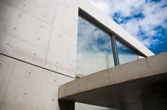 Church of The Light. Is designed by Tadao Ando, a Japanese architect Royalty Free Stock Photography